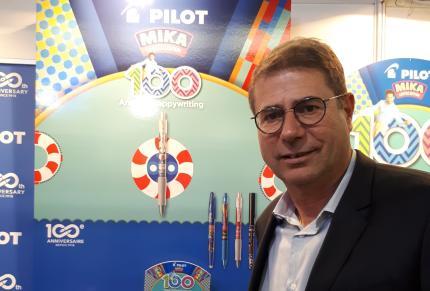 Hugues Chatelain - Pilot Pen Francia