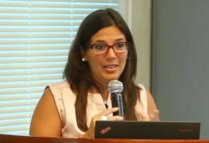 María Fernanda Castillo - Planeta Perú