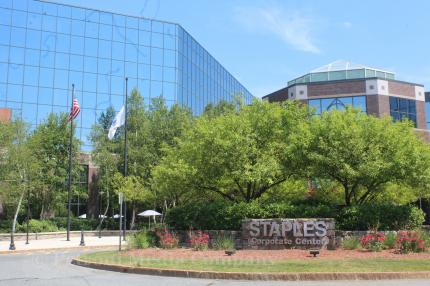 Staples HQ / Framingham - Massachusetts