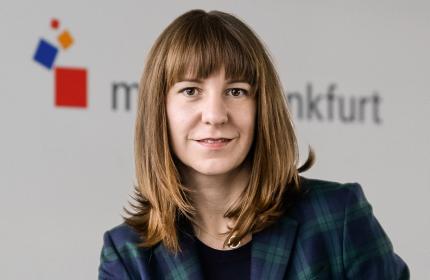 Julia Uherek - Messe Frankfurt