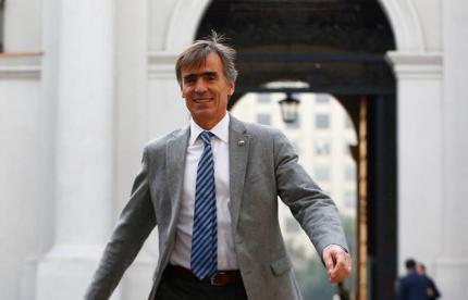 Jose Ramón Valente - Min. Economía Chile
